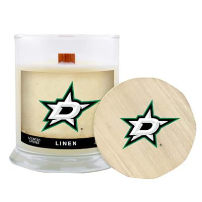 (Dallas Stars 8oz Candle - Linen)