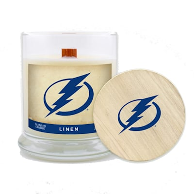 (Tampa Bay Lightning 8oz Candle - Linen)