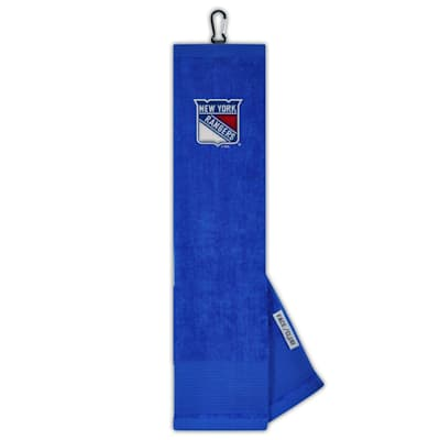 (Wincraft Face/Club Golf Towel - NY Rangers)