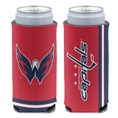 (Wincraft Slim Can Cooler - Washington Capitals)