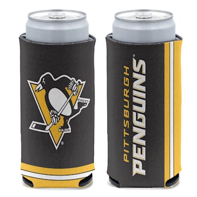 (Wincraft Slim Can Cooler - Pittsburgh Penguins)