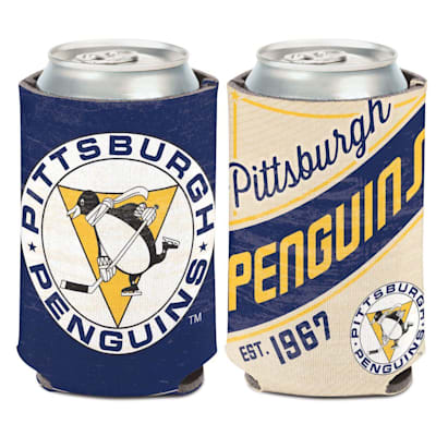(Wincraft Retro Can Cooler - Pittsburgh Penguins)