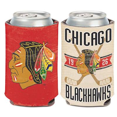 (Wincraft Retro Can Cooler - Chicago Blackhawks)