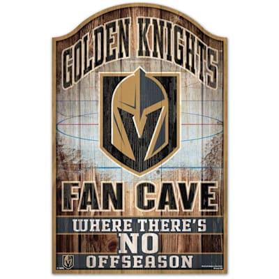 (Wincraft NHL Wood Sign - Vegas Golden Knights)