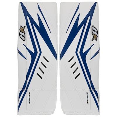 (Brians OPTiK X2 Goalie Leg Pads - Junior)