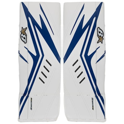 (Brians OPTiK X2 Goalie Leg Pads - Senior)