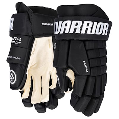 (Warrior Alpha FR Lite Hockey Gloves - Junior)