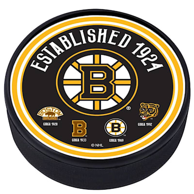 (NHL Team Heritage Puck)