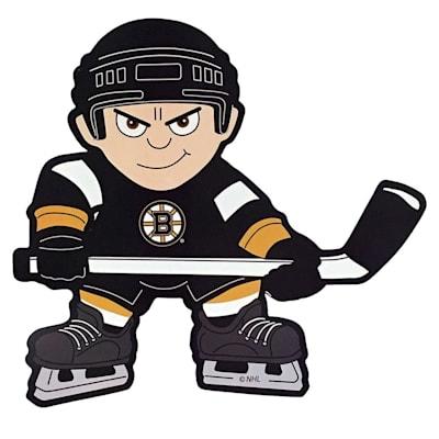 (D.F. Sports NHL Lil Sports Brat Car Magnet)