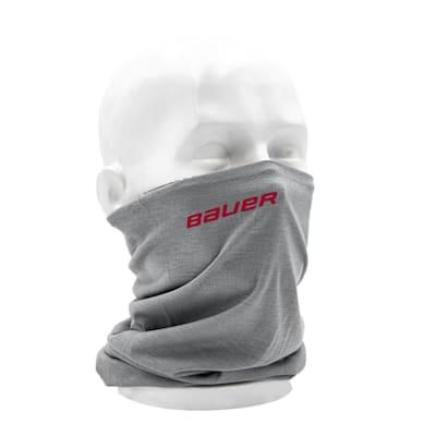 (Bauer Reversible Gaiter - Grey/Bauer)