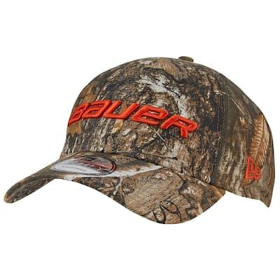 (Bauer New Era 9Forty Hunt Snapback Adjustable Hat - Adult)
