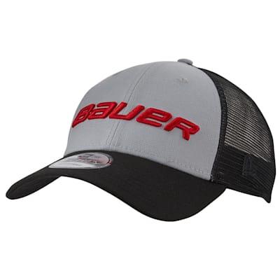 (Bauer New Era 9Forty Vapor Snapback Adjustable Hat - Adult)