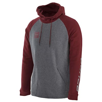 (Bauer Square Pullover Hoodie - Adult)
