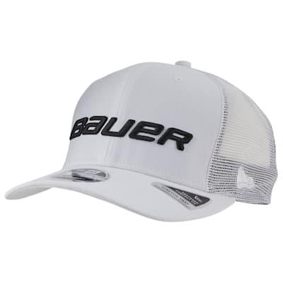 (Bauer New Era 9Fifty Vapor Snapback Adjustable Hat - Adult)