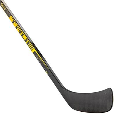 (TRUE Catalyst 9X Grip Composite Hockey Stick - Intermediate)