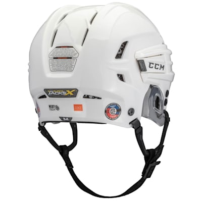 (CCM Super Tacks X Hockey Helmet)