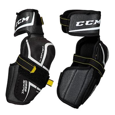 (CCM Tacks 9550 Hockey Elbow Pads - Junior)
