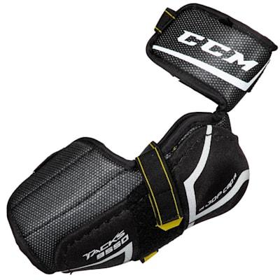 (CCM Tacks 9550 Hockey Elbow Pads - Senior)