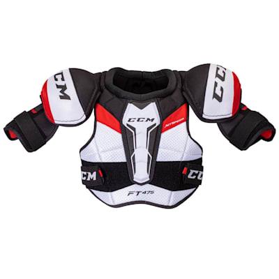 (CCM Jetspeed FT475 Hockey Shoulder Pads - Junior)