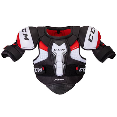 (CCM Jetspeed FT485 Hockey Shoulder Pads - Junior)