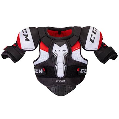 (CCM Jetspeed FT485 Hockey Shoulder Pads - Senior)