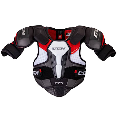 (CCM Jetspeed FT4 Hockey Shoulder Pads - Junior)