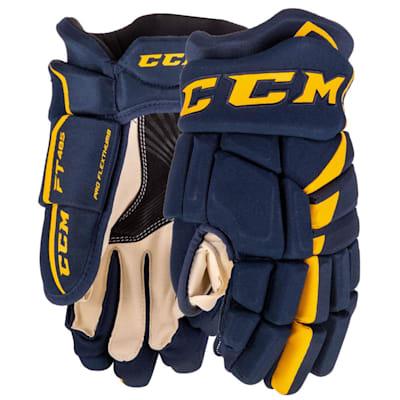 (CCM Jetspeed FT485 Hockey Gloves - Senior)