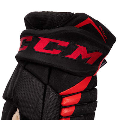 (CCM Jetspeed FT4 Hockey Gloves - Junior)