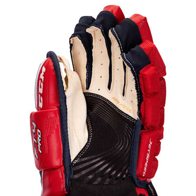 (CCM Jetspeed FT4 Pro Hockey Gloves - Junior)