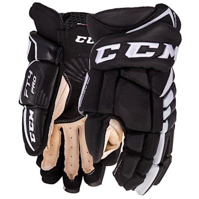 (CCM Jetspeed FT4 Pro Hockey Gloves - Senior)