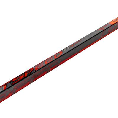 (CCM Jetspeed FT4 Pro Grip Composite Hockey Stick - Junior)