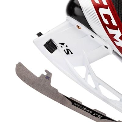 (CCM Jetspeed FT485 Ice Hockey Skates - Junior)