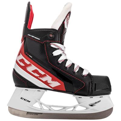 (CCM JetSpeed FT485 Ice Hockey Skates - Youth)