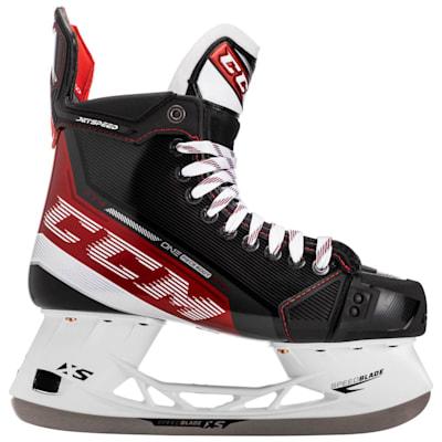 (CCM Jetspeed FT4 Ice Hockey Skates - Junior)