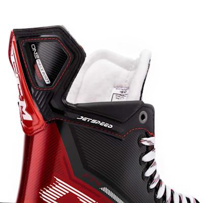 (CCM Jetspeed FT4 Ice Hockey Skates - Intermediate)