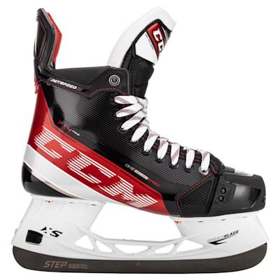 (CCM Jetspeed FT4 Pro Ice Hockey Skates - Intermediate)