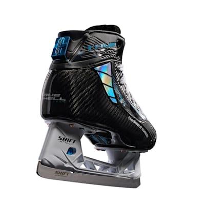 (TRUE TF9 Ice Hockey Goalie Skates - Intermediate)
