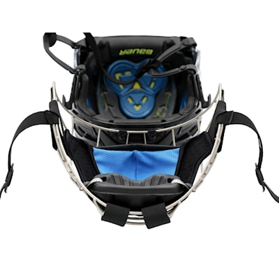 (Bauer RTP Facemask - Senior)
