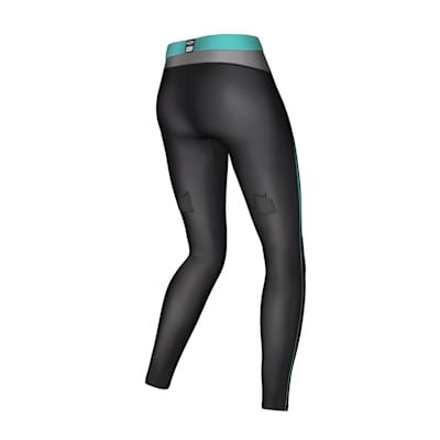 (Compression Pant w/ Pelvic Protector - Womens)