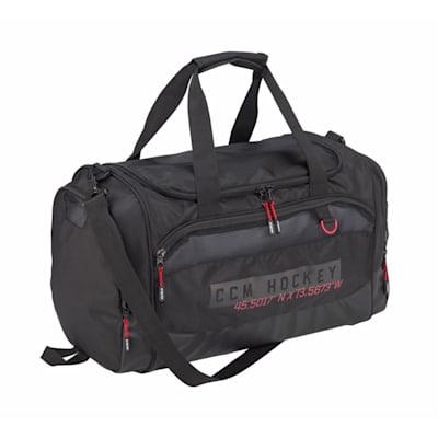 (CCM Blackout Sport Duffle Bag)