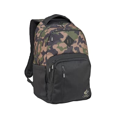 (CCM Camo Lifestyle Backpack)