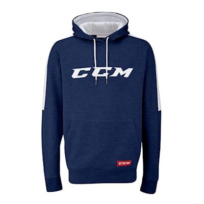 (CCM Core Pullover Fleece Hoodie - Adult)