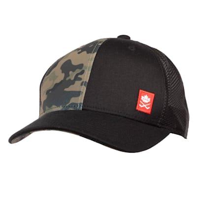 (CCM Camo Meshback Trucker Hat - Adult)