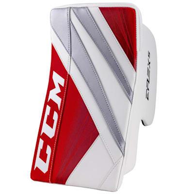(CCM Extreme Flex 5 Pro Goalie Blocker - Custom Design - Intermediate)