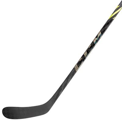(CCM Super Tacks AS4 Pro Grip Composite Hockey Stick - Junior)