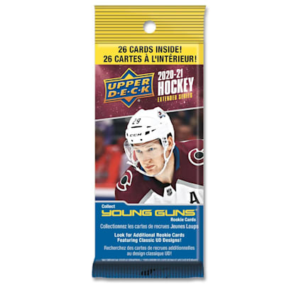 (UpperDeck 20/21 Extended Series Fat Pack)
