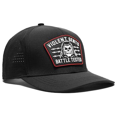 (Violent Gentlemen Battle Tested Snapback Adjustable Cap - Adult)
