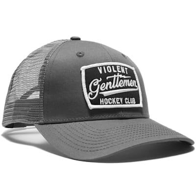 (Violent Gentlemen Classic Trucker Snapback Adjustable Hat - Adult)
