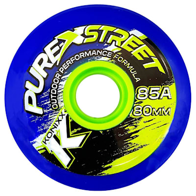 (Konixx Pure-X Street Inline Hockey Wheel)