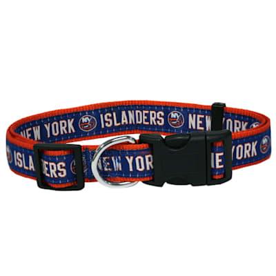 (NHL Pet Collar - NY Islanders)